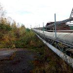 Romuliike Teräshaka Metsä Board Kyro